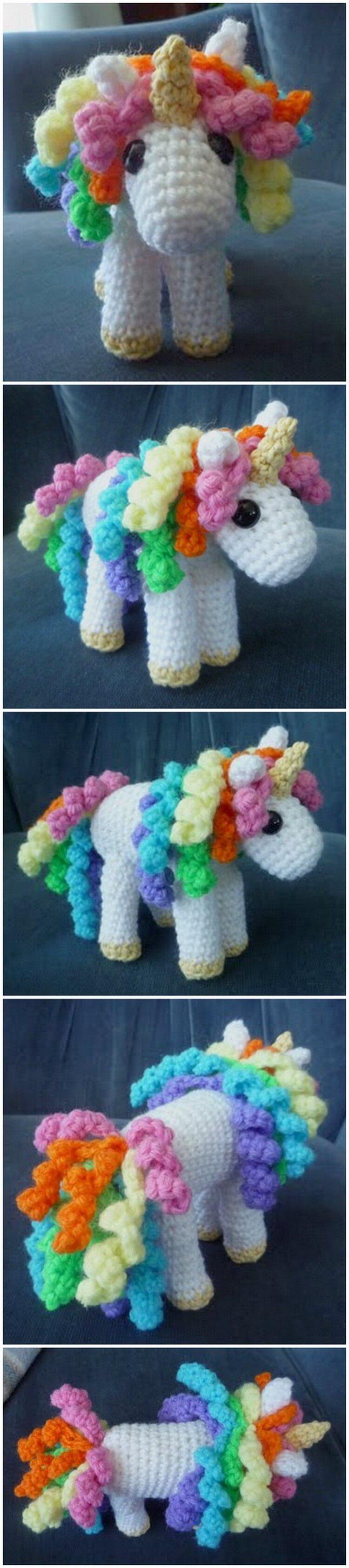 Crochet Unicorn Pattern (57)