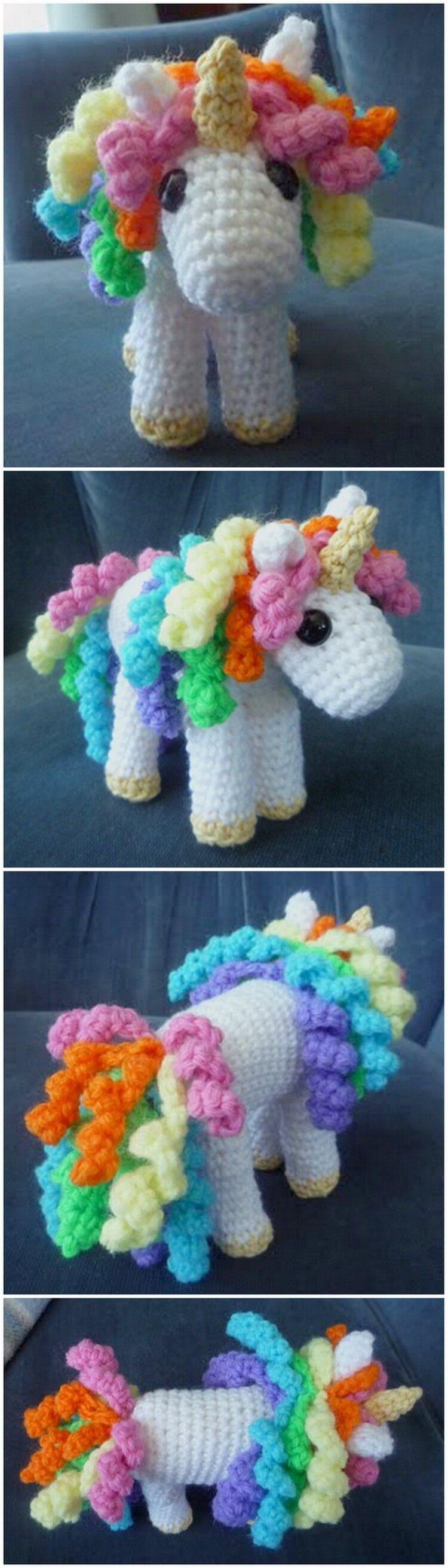 Crochet Unicorn Pattern (58)