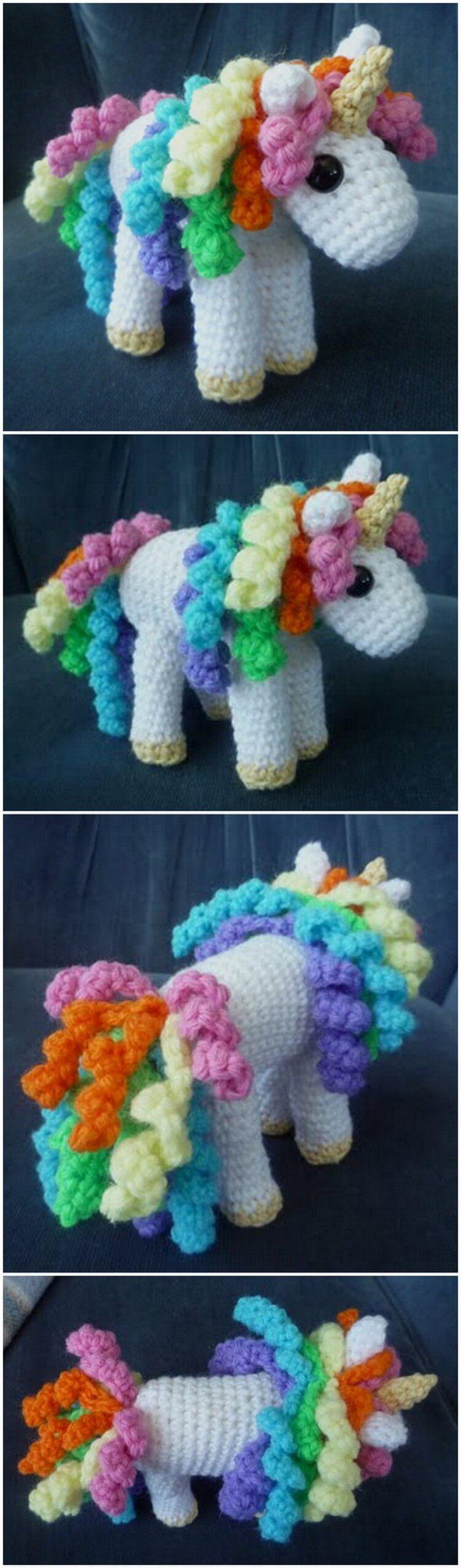 Crochet Unicorn Pattern (59)