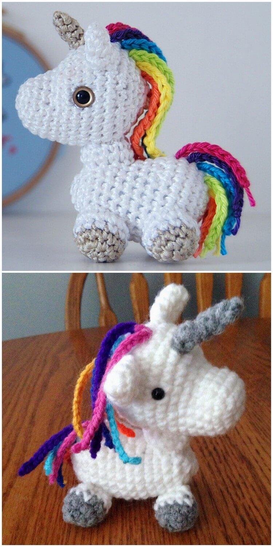 Crochet Unicorn Pattern (6)