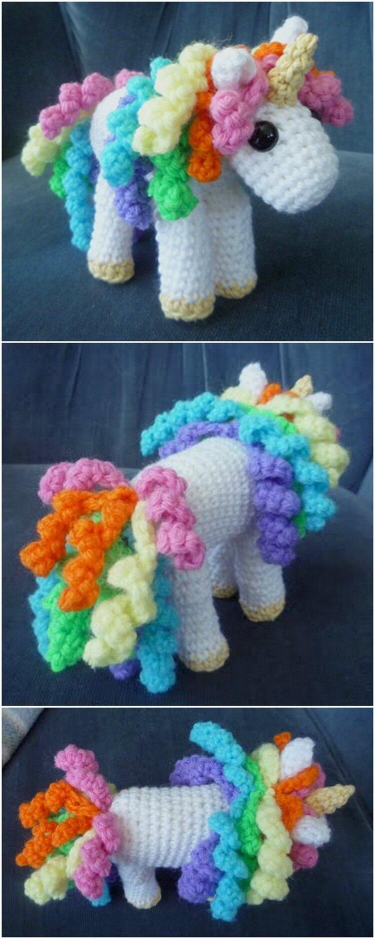 Crochet Unicorn Pattern (60)