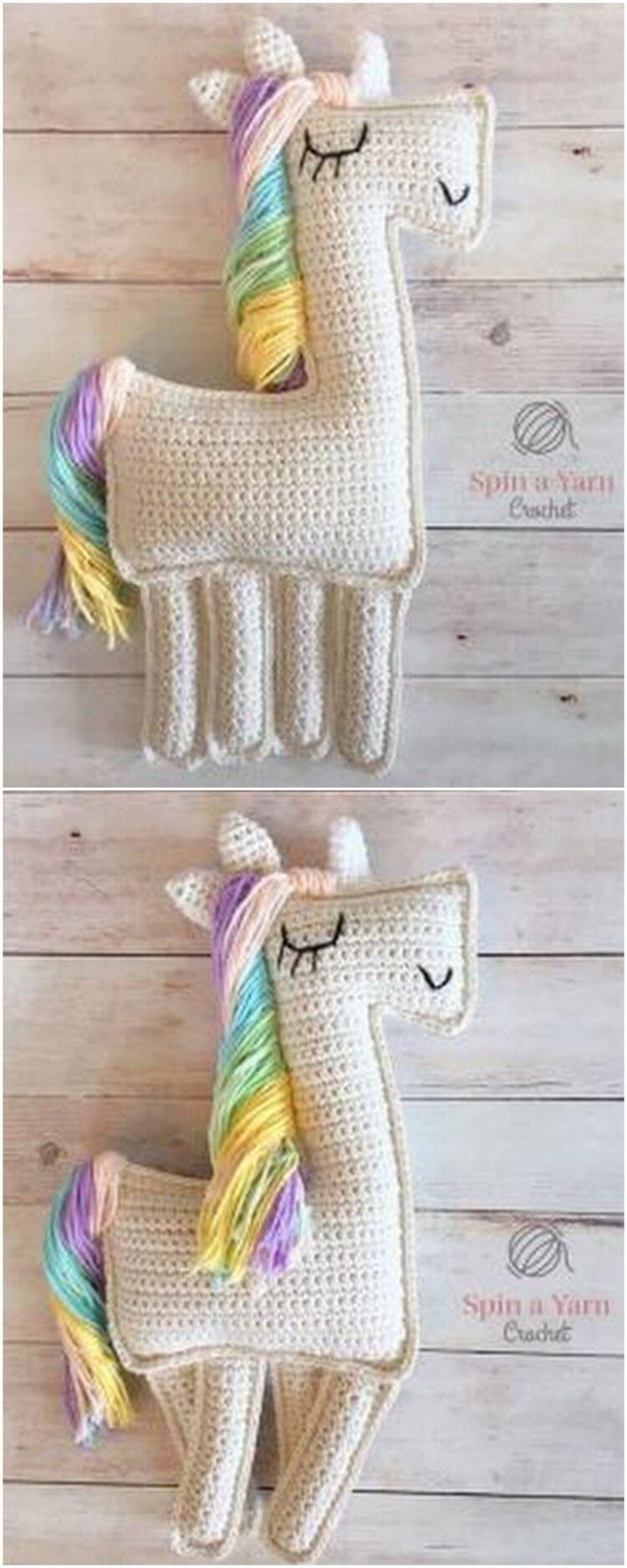 Crochet Unicorn Pattern (61)