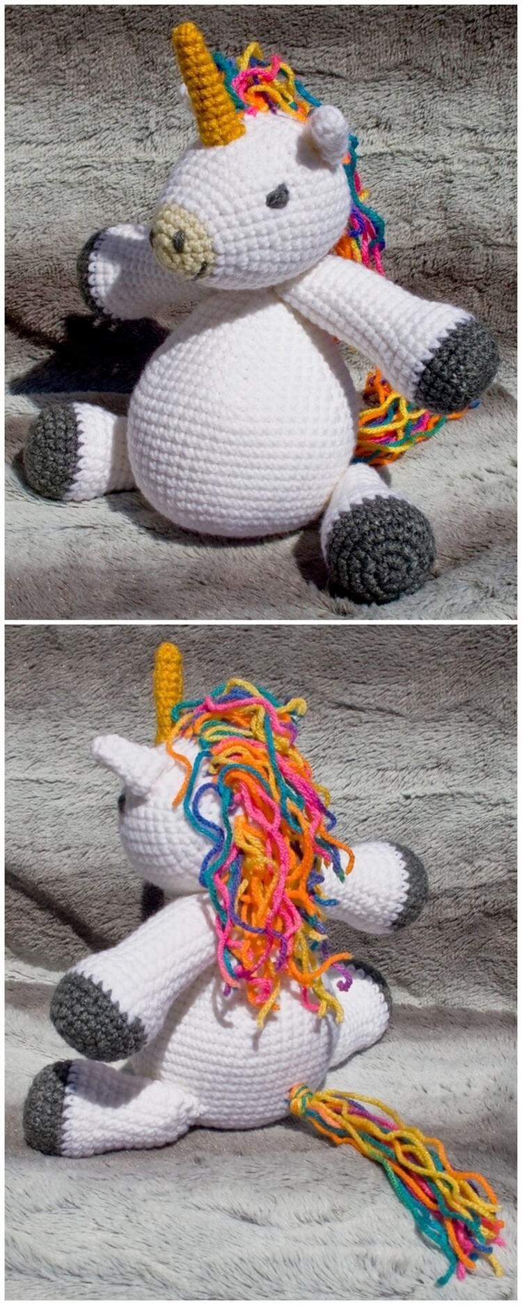 Crochet Unicorn Pattern (63)