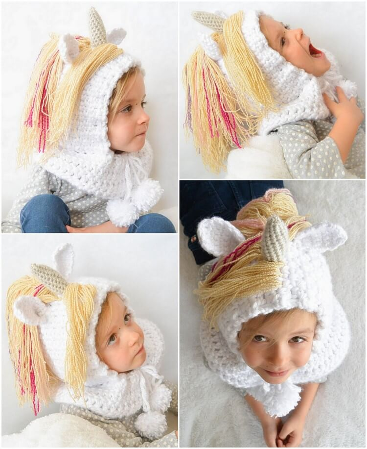 Crochet Unicorn Pattern (7)