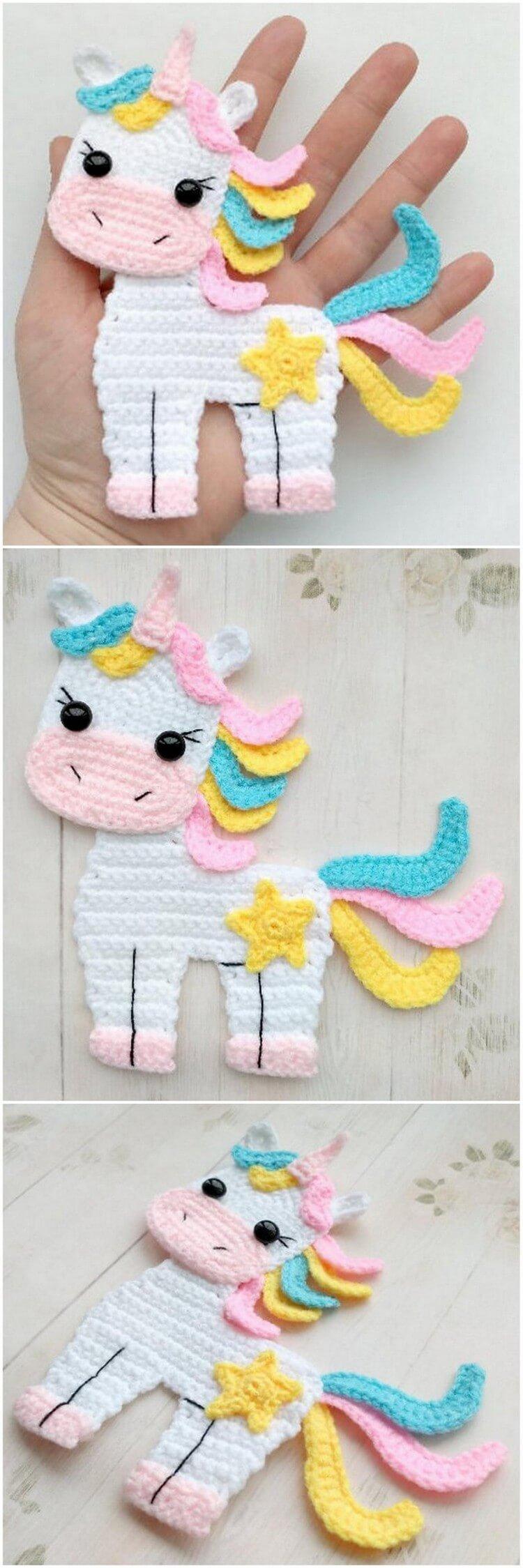 Crochet Unicorn Pattern (71)