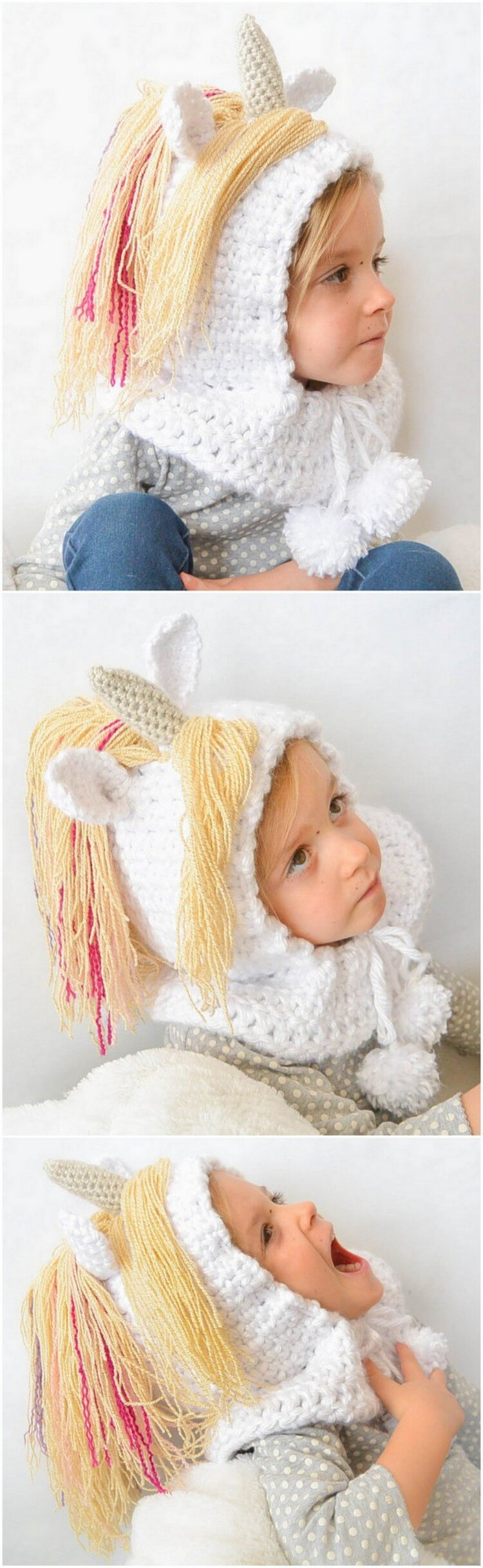 Crochet Unicorn Pattern (8)