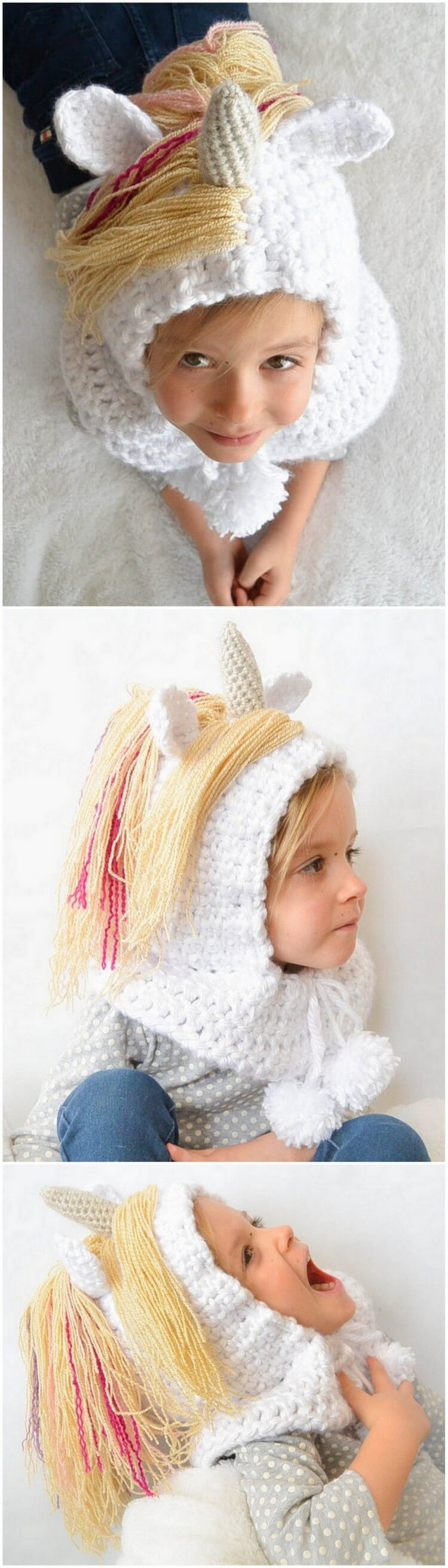 Crochet Unicorn Pattern (9)