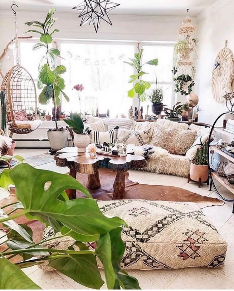 Bohemian Interior Design (1)