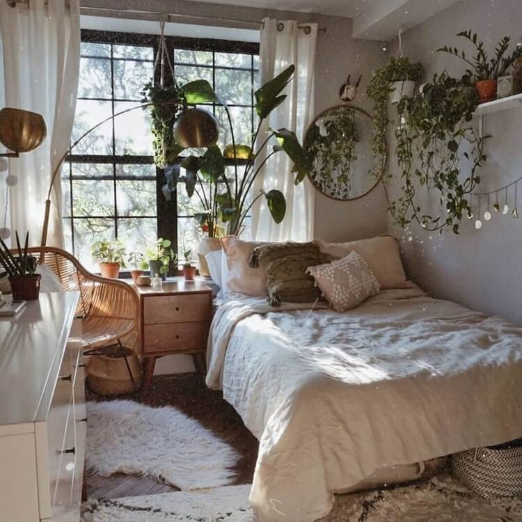 Bohemian Interior Design (14)