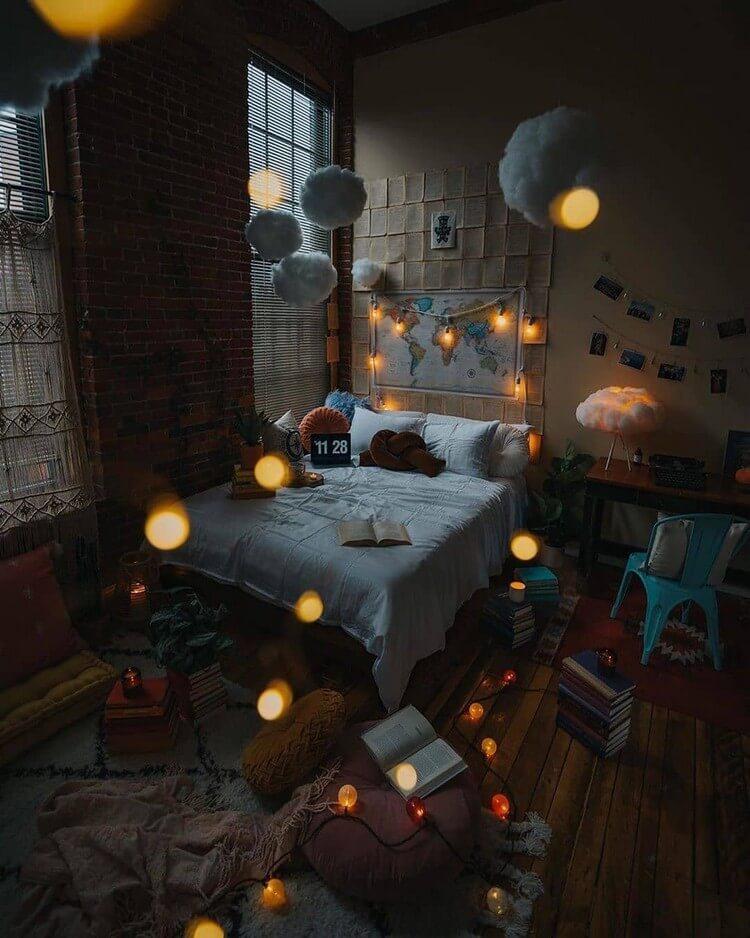 Bohemian Interior Design (23)