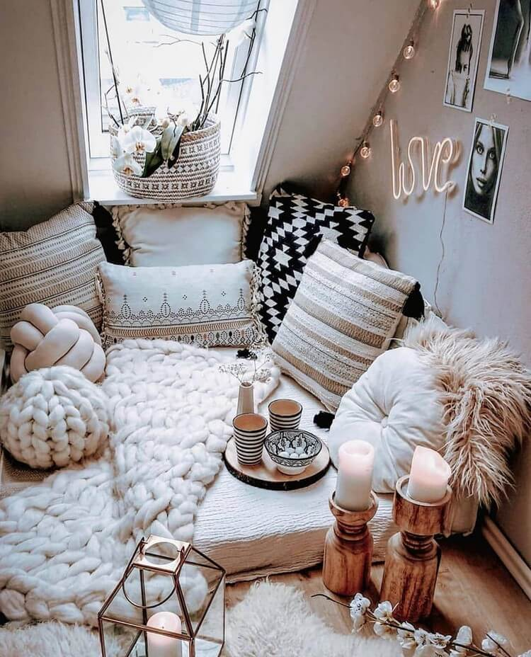 Bohemian Interior Design (31)