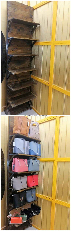Pallet Shelving Unit