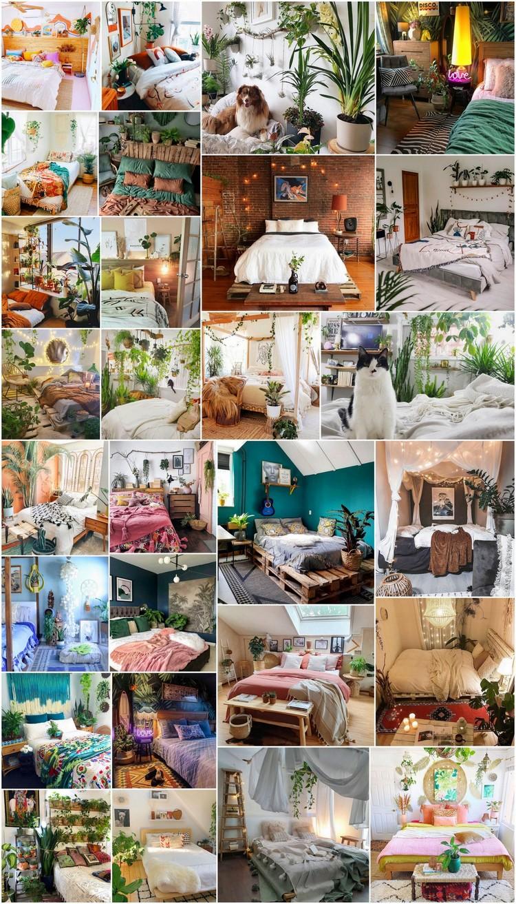 25+ Outstanding Bohemian Bedroom Decorating Ideas