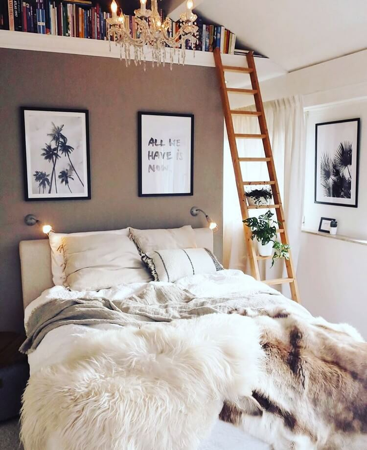 Bohemian Bedroom Decor (17)