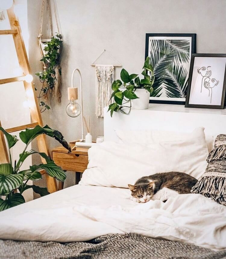 Bohemian Bedroom Decor (3)