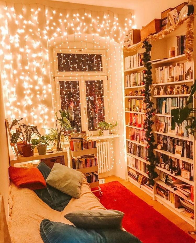 Bohemian Bedroom Decor Design (17)