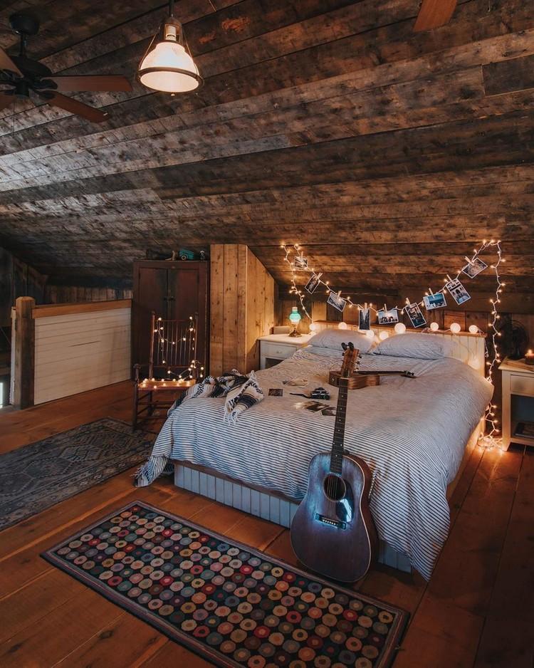 Bohemian Bedroom Decor Design (2)