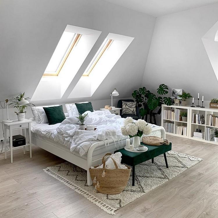 Bohemian Bedroom Decor Design (5)