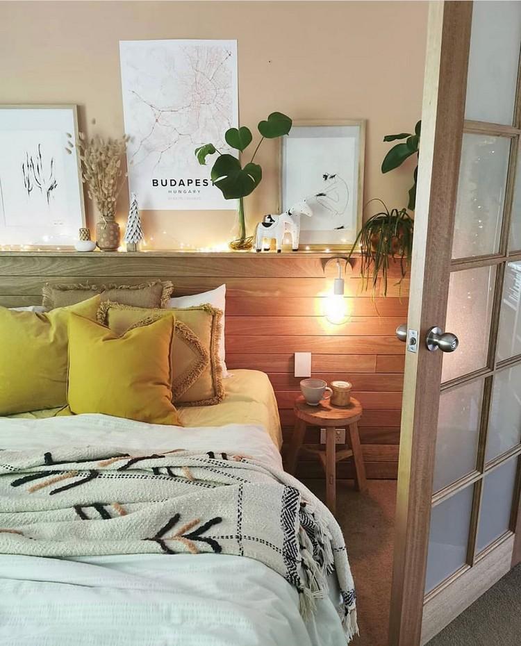 Bohemian Bedroom Decorating (13)