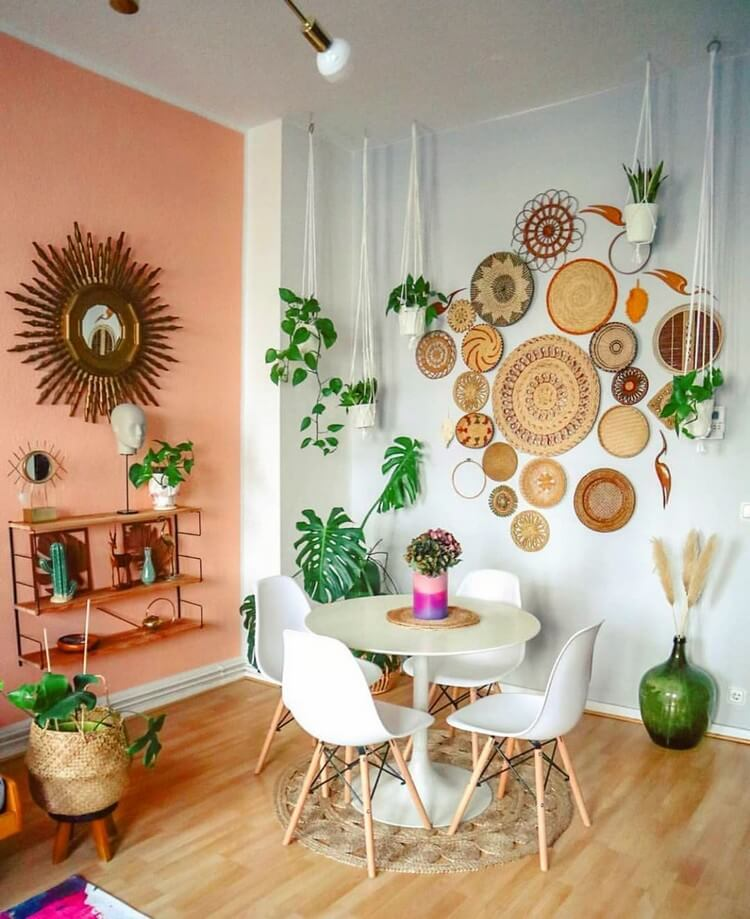 Bohemian Home Interior Decor (3)