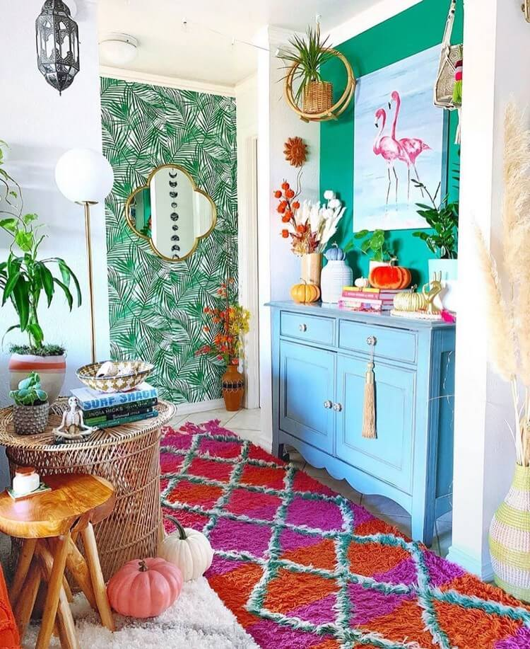 Bohemian Home Interior Decor (5)
