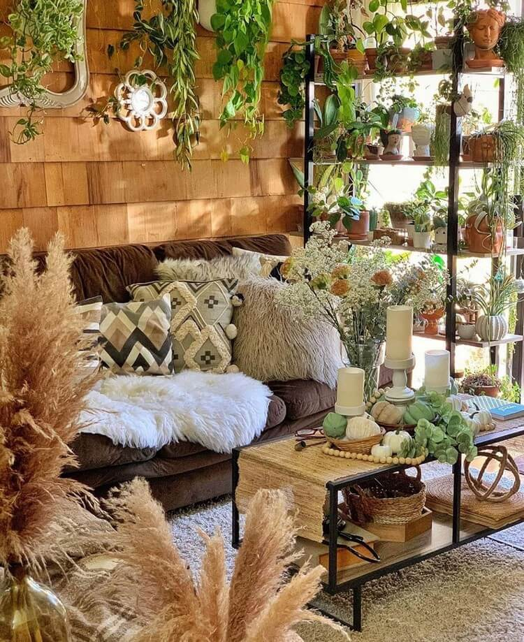 Bohemian Home Interior Decor (6)