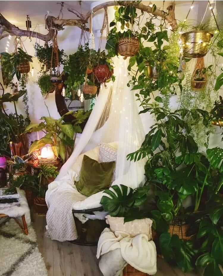 Bohemian Home Interior Decor (8)
