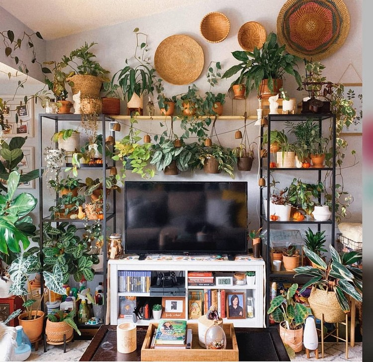 Bohemian Home Interior Design (4)