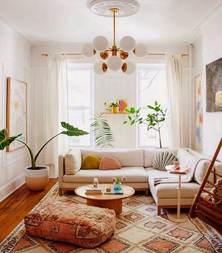 Bohemian Interior Design (10)