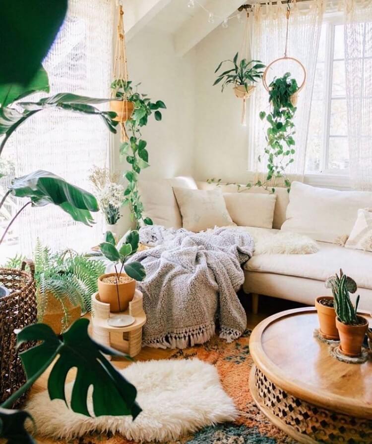Bohemian Style Home Interior Decor (1)