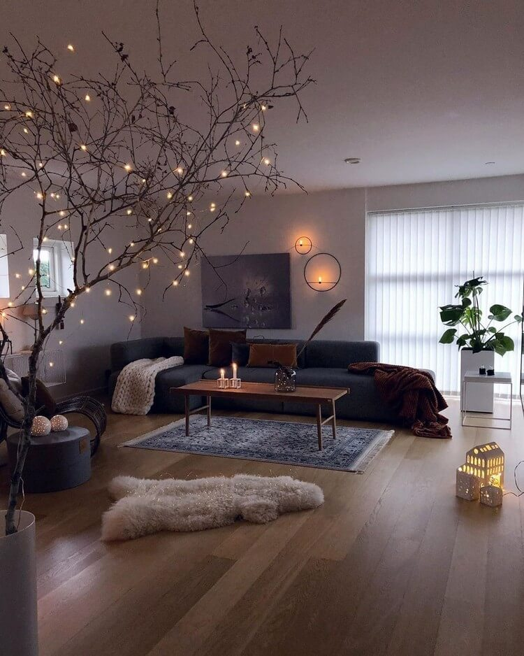 Bohemian Style Home Interior Decor (10)