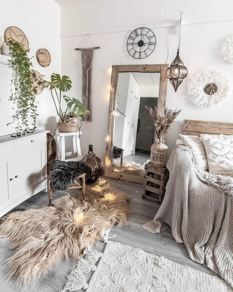 Bohemian Style Home Interior Decor (2)