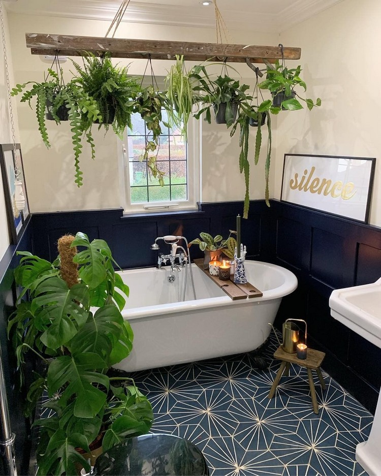Bohemian Style Home Interior Decor (31)