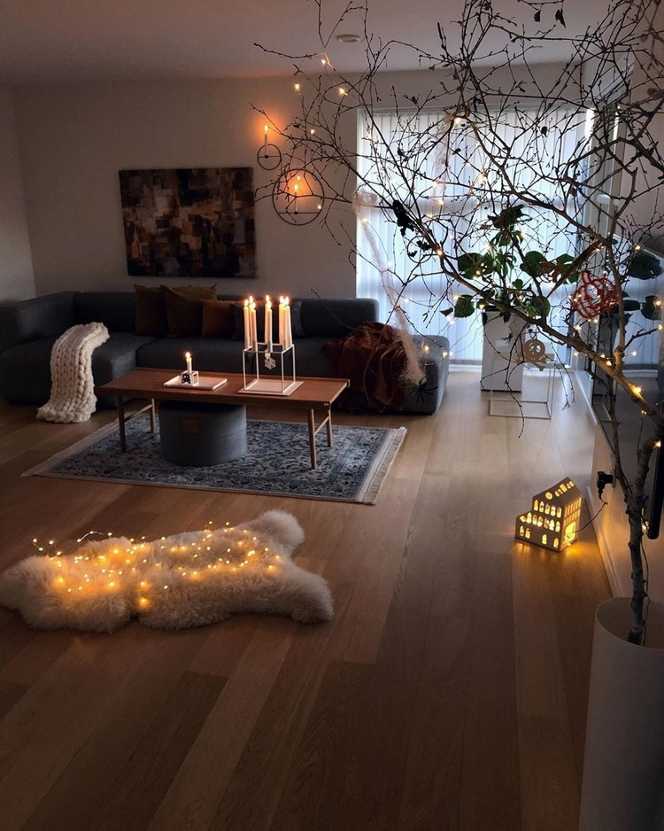 Modern Style Bohemian Interior Design (12)