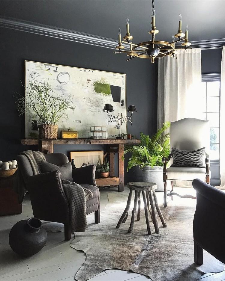 Modern Style Bohemian Interior Design (20)