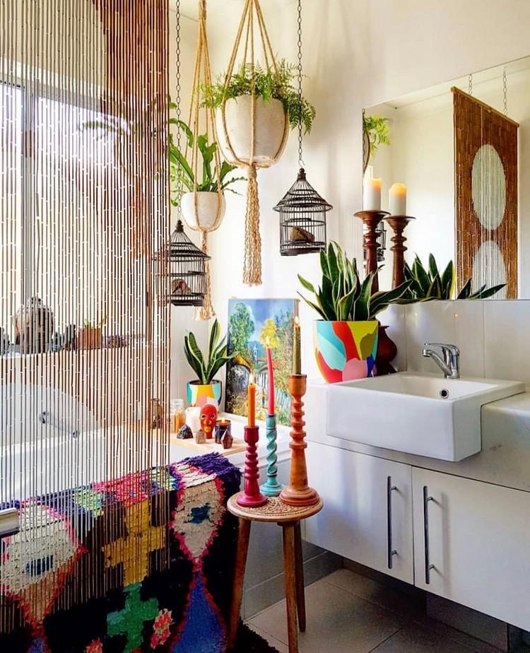 Modern Style Bohemian Interior Design (4)