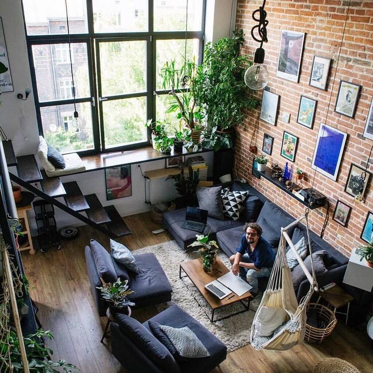 Elegant Bohemian Home Interior Decor Design (1)