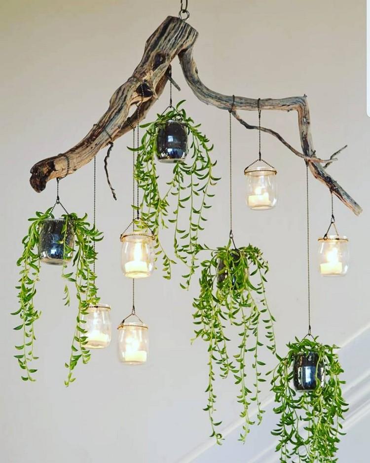 Elegant Bohemian Home Interior Decor Design (13)