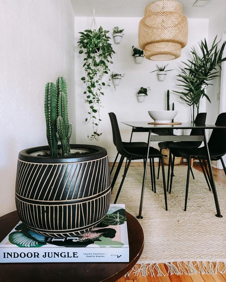 Elegant Bohemian Home Interior Decor Design (30)