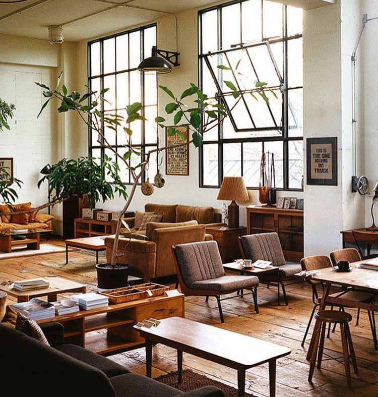 Elegant Bohemian Home Interior Decor Design (34)