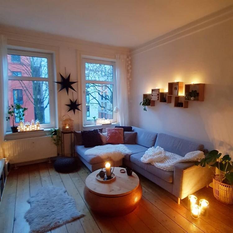 Elegant Bohemian Home Interior Decor Design (5)