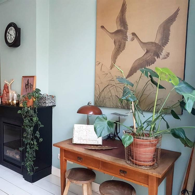 Elegant Bohemian Home Interior Decor Design (6)
