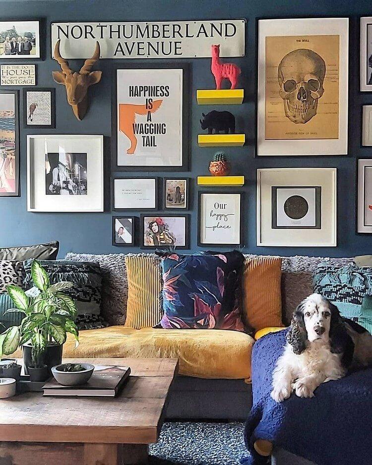 Fantastic Bohemian Interior Decor Design (11)