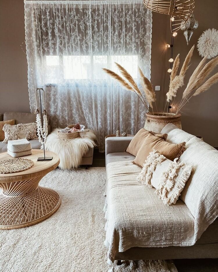 Fantastic Bohemian Interior Decor Design (12)