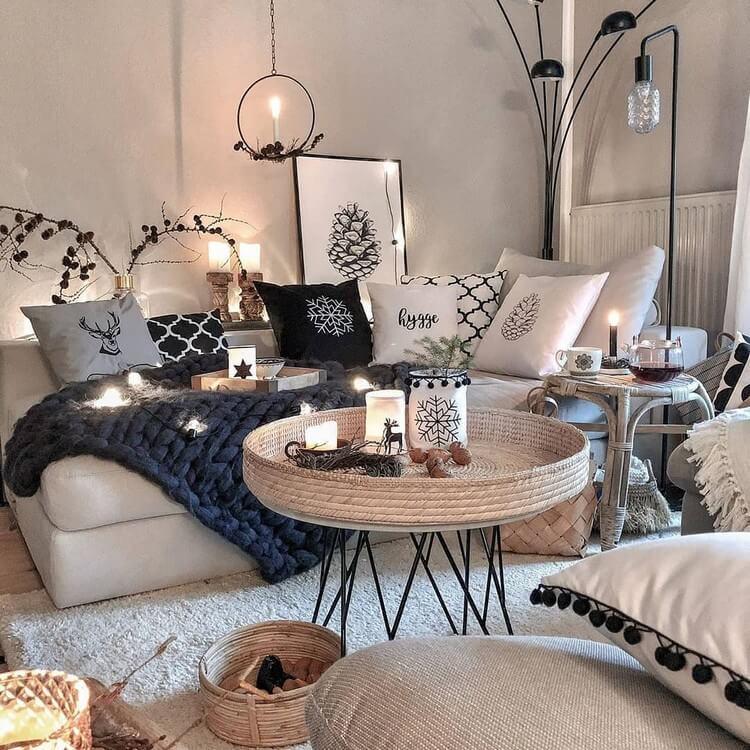 Fantastic Bohemian Interior Decor Design (18)