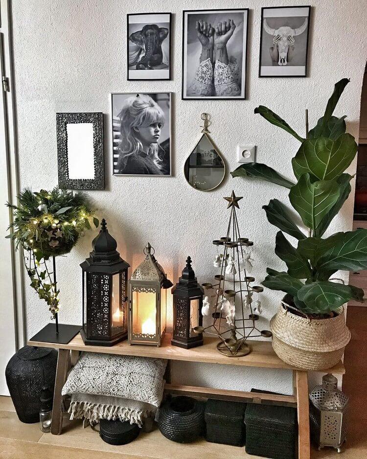 Fantastic Bohemian Interior Decor Design (19)