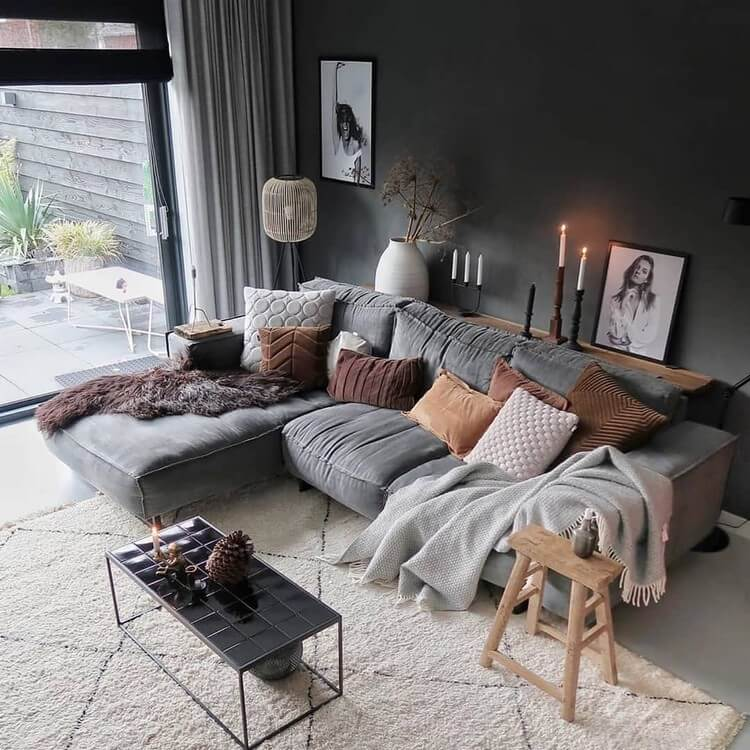 Fantastic Bohemian Interior Decor Design (20)