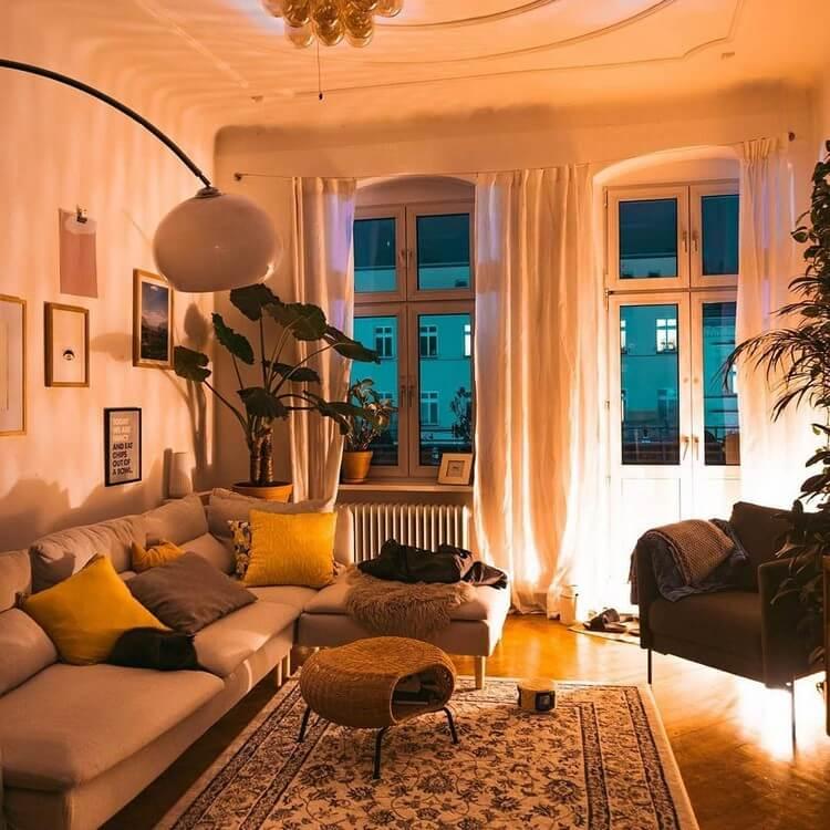 Fantastic Bohemian Interior Decor Design (21)