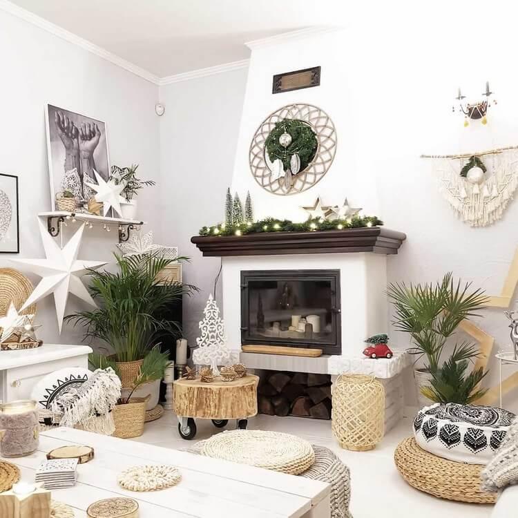 Fantastic Bohemian Interior Decor Design (34)