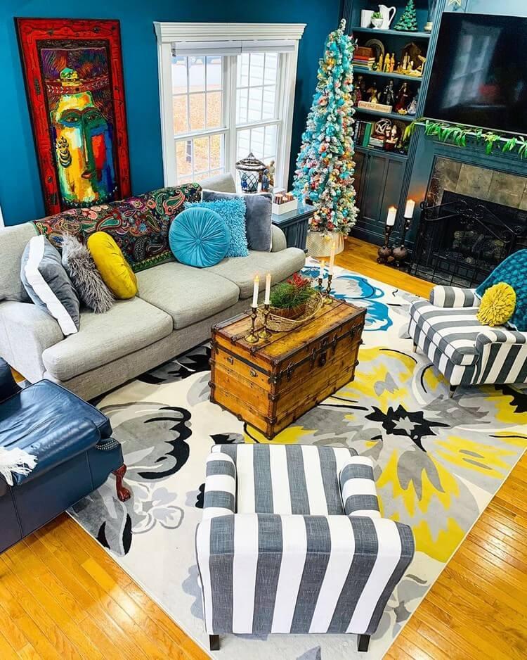 Fantastic Bohemian Interior Decor Design (36)